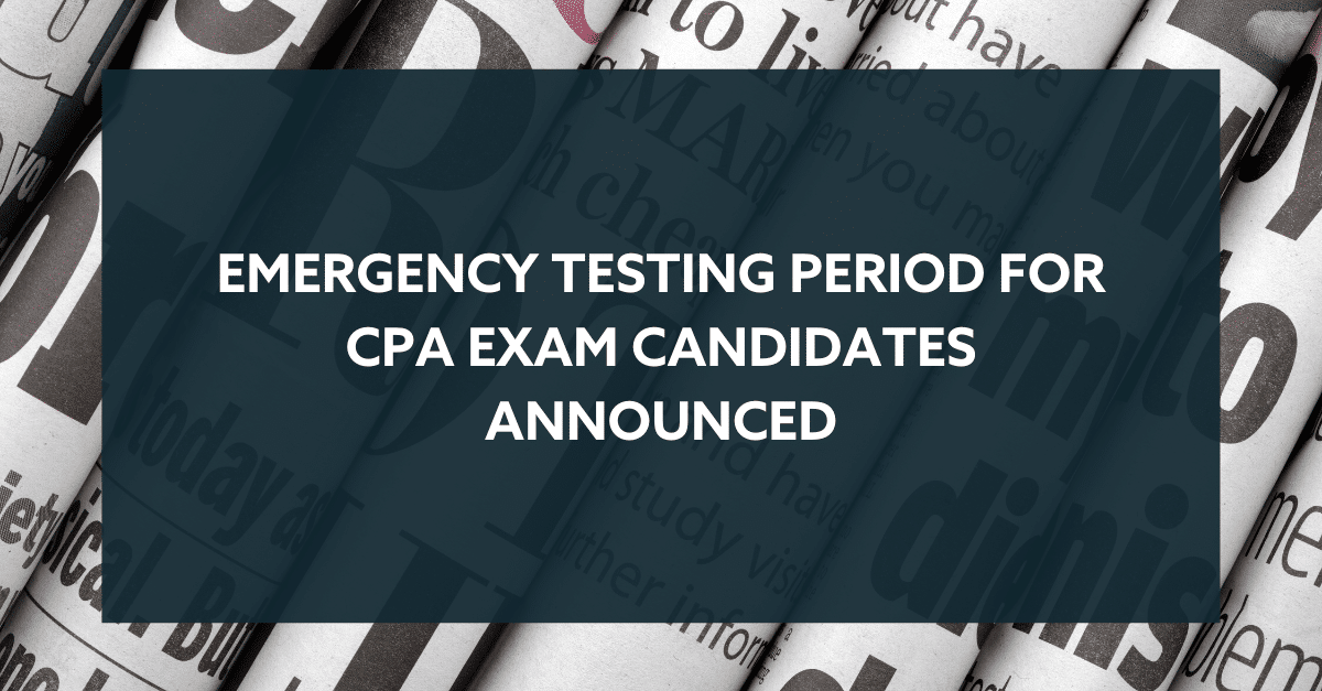 emergency-testing-period-announced