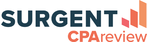 Surgent CPA Review Logo